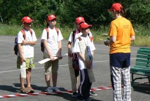 Национално състезание на ученическите екипи по първа помощ