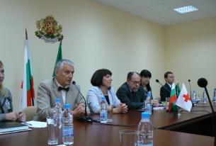 Бразилия отново помага на България