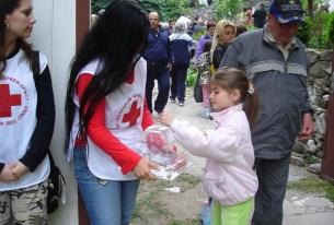 Благотворителност на Великден