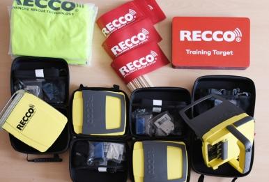 Планинската спасителна служба при БЧК вече разполага с RECCO® детектори