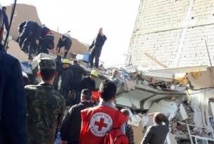 БЧК изпраща помощ за пострадалите от земетресението в Албания