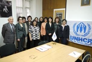 ВКБООН и БЧК подписаха споразумение за сътрудничество