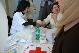 БЧК организира информационна среща по превенция и ранна диагностика с бежанци и търсещи убежище