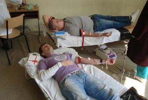 Дари кръв – спаси живот!