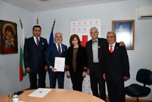 Балкански резерв за бедствена готовност
