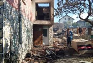 БЧK подпомага пострадалите от пожара във Велинград