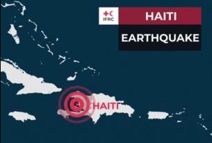 МФЧК/ЧП с Апел за подкрепа на Хаити