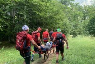 Зачестяват тежките инциденти в планините